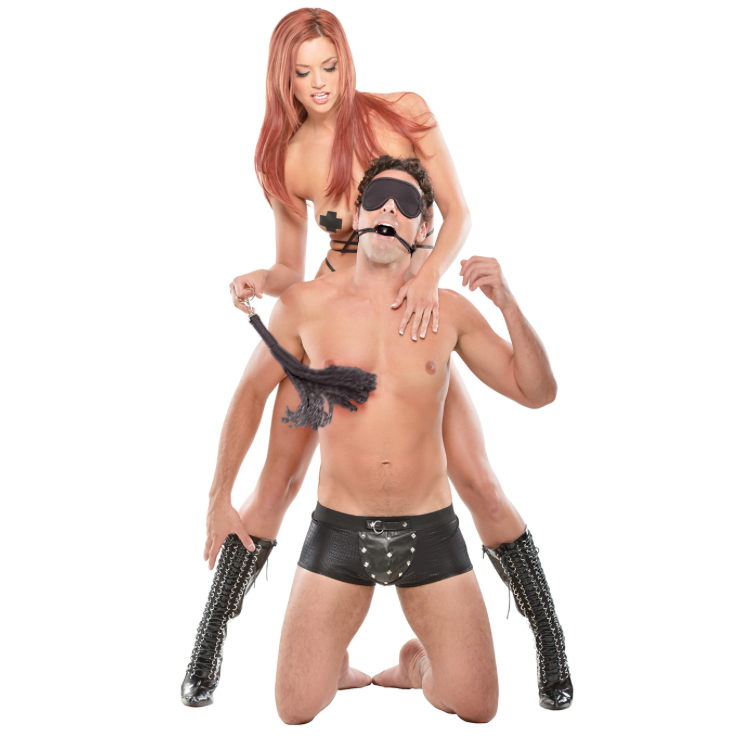 raffset underkläder bondage kit